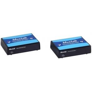 500145 Kit Balun Muxlab Actif VGA/Audio (TX + RX)