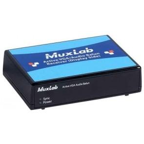 500147 Balun Muxlab Actif VGA/Audio RX (Récepteur)