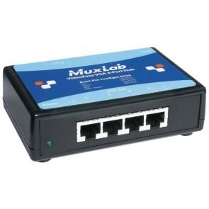 500151 Hub Distributeur Muxlab VGA 1x4 220V/240V