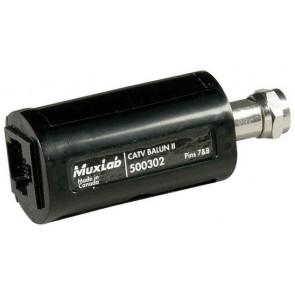 500302 Balun Muxlab II VideoEase CATV