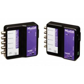 Kit extendeur 6G-SDI 500732-SM40 Muxlab