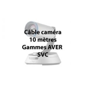 Câble caméra SVC 10 mètres Aver