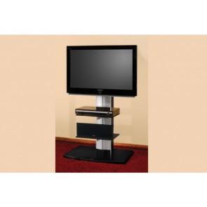 Meuble TV LCD Plasma ALLADYN noir