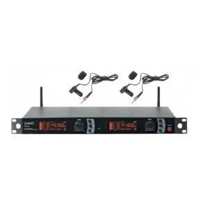 Microphone sans fil Rondson BPG-68/2PT-10