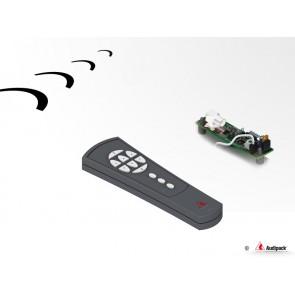 Télécommande RF de contrôle 260215 Audipack