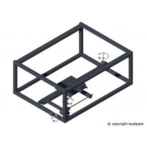 Structure tubulaire classique pour vidéoprojecteur P3723 Audipack