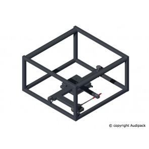 Structure tubulaire classique pour vidéoprojecteur P5045 Audipack