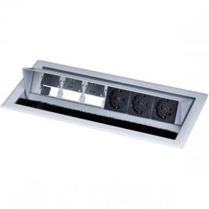 Boîtier de connexion de table CablePort Standard Kindermann 7444000083