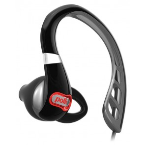 Casque Ultrafit 500 Polk rouge