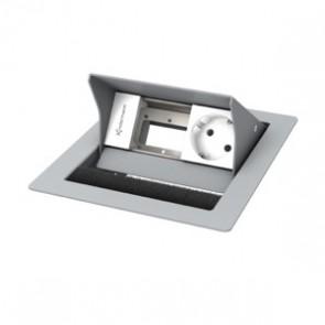 Boîtier de connexion de table CablePort Standard² Kindermann 749200031