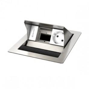 Boîtier de connexion de table CablePort Standard² Kindermann 749200041
