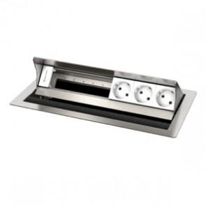 Boîtier de connexion de table CablePort Standard² Kindermann 749200063