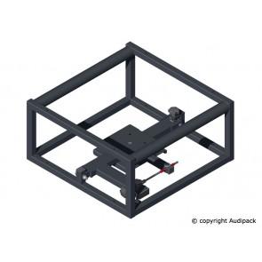 Structure tubulaire classique pour vidéoprojecteur P5217 Audipack