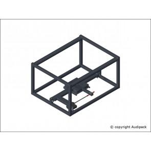 Structure tubulaire classique pour vidéoprojecteur P5343 Audipack