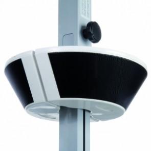 Haut-parleurs actifs Kindermann Activebox Dome set 20