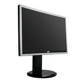 Ecran LCD informatique 22 pouces AOC-2219P2 habillé sur pied