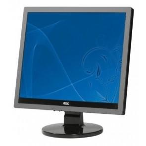 Ecran LCD 19 pouces informatique AOS-919VZ habillé sur pied