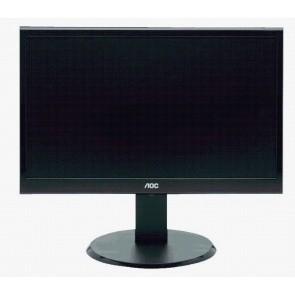 Ecran LED informatique 21,5 pouces AOC-E2250SWDA habillé sur pied