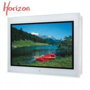 Ecran d'extérieur 4K Haute Luminosité Horizon 65p  Blanc