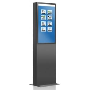 Totem LCD Tactile Philips pour intérieur BDT4251TI06 42 pouces 6 points de contact