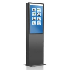 Totem LCD Tactile Philips pour intérieur BDT4251TX02 42 pouces 2 points de contact