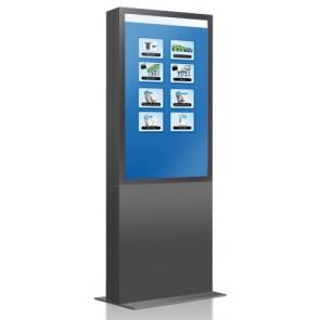 Totem LCD Tactile Philips pour intérieur BDT5571TI06 55 pouces 6 points de contact