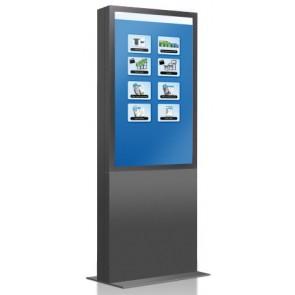 Totem LCD Tactile Philips pour intérieur BDT5571TX02 55 pouces 2 points de contact