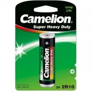 Pile Camelion Saline Verte Super Heavy Duty 2R10