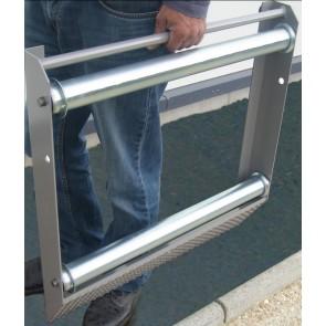 Dérouleur monobloc pour touret de diamètre 300-1050 mm