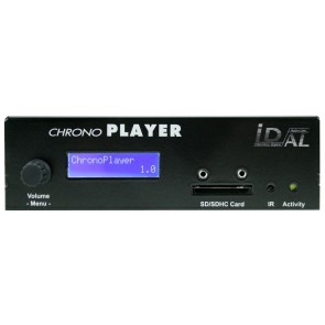 ChronoPlayer lecteur audio interactif programmable