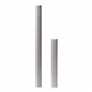 Colonne aluminium tube laqué Rondson 40/20 Watts / 100 V