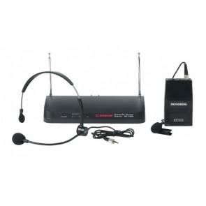 Microphone sans fil Rondson WR 108 DR/VMX168 LTS