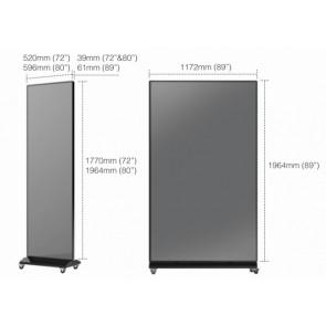 Totem e-boxx 1 Pitch 2.6mm 72p + Player