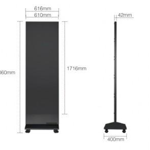 Totem e-boxx 2 Pitch 2.5mm 72p avec Player