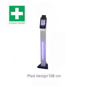 e-Boxx Health - Pied design 138cm