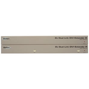 Extendeur DVI Gefen 2x Dual Link EXT-2DVI-CAT6DL