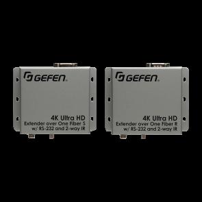 Extendeur Ultra HD 4K EXT-HDRS2IR-4K2K-1FO Gefen sur fibre