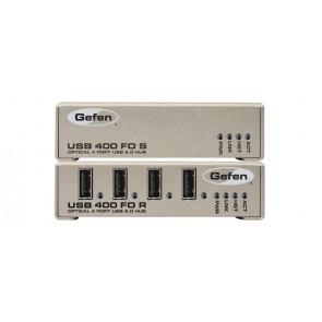 Extendeur Gefen USB 400 FO sur fibre optique