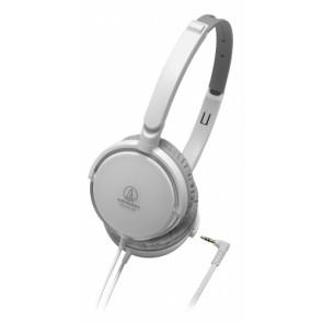 Casque pliable blanc ATH-FC707WH Audio-technica