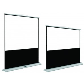 Ecran de projection portable ORAY Fly Duo 150x200