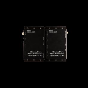 Extendeur DisplayPort KVM noir sur CAT-7 Gefen