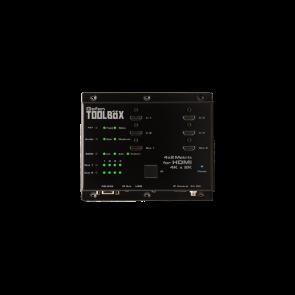 Matrice Gefen 4x2 HDMI Ultra HD 4K noir