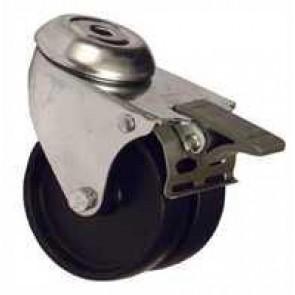 Roulette charge lourde avec blocage pour baie DP-KO-H2