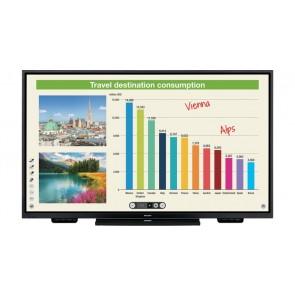 Ecran tactile interactif 20t 85 pouces PN85TH1 Sharp
