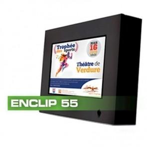 Caisson IP56 pour Ecran jusqu'à 65p iPure