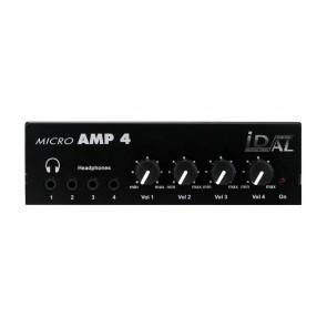 Amplificateur 4 casques Micro AMP4 AMP0318