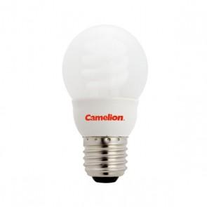 Ampoule Basse consommation Mini Globe Camelion 7W/E27
