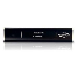 Interface MediaLinX MLAV300 vidéo