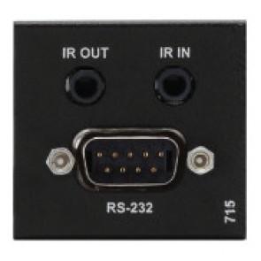 Module vidéo MODEX RS-232 et IR