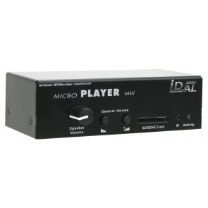 Lecteur audio autonome Micro Player MKII